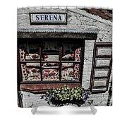 Shop Of Bruges Shower Curtain