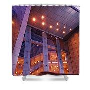 Shopping Mall Shower Curtain