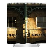 Shops At Covent Garden Shower Curtain
