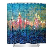 Shorebound Shower Curtain