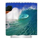 Shorebreaker Shower Curtain