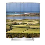 Shores Of Fahamore Ireland Shower Curtain