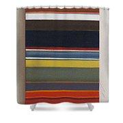 Short Track Shower Curtain