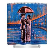 Shree 420 Shower Curtain