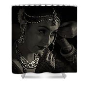 Shringar Shower Curtain