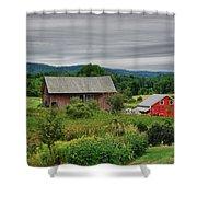 Shushan Barn 5807 Shower Curtain