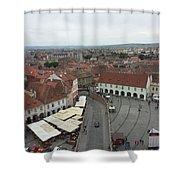 Sibiu Shower Curtain