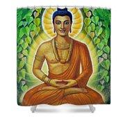 Siddhartha Shower Curtain