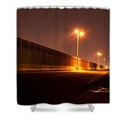 Side Street Shower Curtain