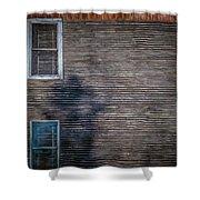 Siding Shower Curtain