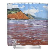 Sidmouth Shower Curtain