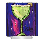 Sidzart Pop Art Series 2002 Margarita Baby Shower Curtain
