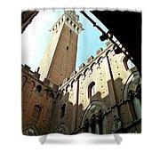 Siena-41 Shower Curtain