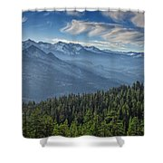 Sierra Mist Shower Curtain