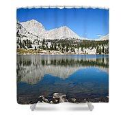 Sierra Reflection Shower Curtain