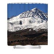 Sierra Winterscape Shower Curtain
