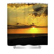Siesta Sundown Shower Curtain