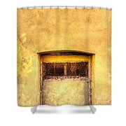 Sighisoara, Old Town Shower Curtain
