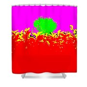 Significant Form Shower Curtain