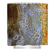 Signs-1 Shower Curtain