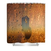 Signs-7 Shower Curtain
