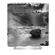 Sigoldufoss Waterfalls Iceland 1315 Shower Curtain