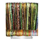 Silk Scarves For Sale Shower Curtain