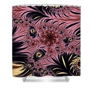 Silken Pleasures Shower Curtain