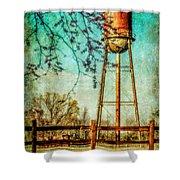 Siluria Cotton Mill Shower Curtain