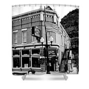 Silver Nugget - Ouray Shower Curtain