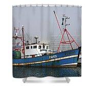 Silver Stream Ph411 Shower Curtain