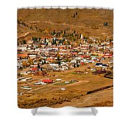 Silverton Shower Curtain