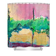 Simpatico Shower Curtain