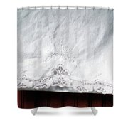 Simple Elegance Shower Curtain
