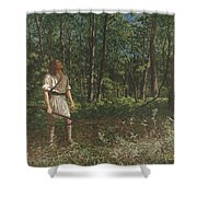 Simple Pleasures Shower Curtain