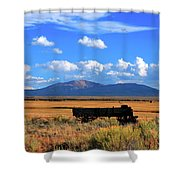Simple Times Shower Curtain