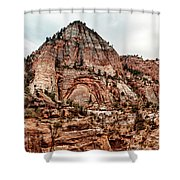 Simply There Shower Curtain