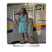 Singer #19b Shower Curtain