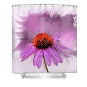 Single Shower Curtain For Sale By Mary Timman