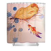 Sink Or Swim Shower Curtain