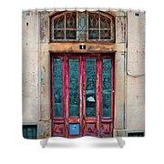 Sintra Door Shower Curtain