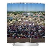 Sioux Falls Rise/shine 3 Shower Curtain