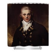 Sir Graham Moore Shower Curtain
