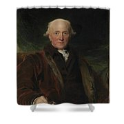 Sir Thomas Lawrence Shower Curtain
