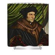 Sir Thomas More Shower Curtain