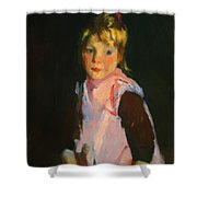 Sis 1913 Shower Curtain