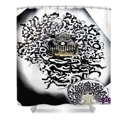 Sisters 13 Shower Curtain