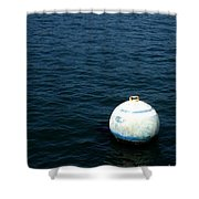 Sit And Bounce Shower Curtain