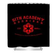 Sith Academy Shower Curtain