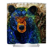 Sitting And Waiting Shower Curtain